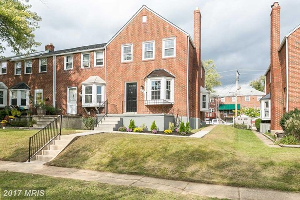 Townhouse, Traditional - TOWSON, MD (photo 1)