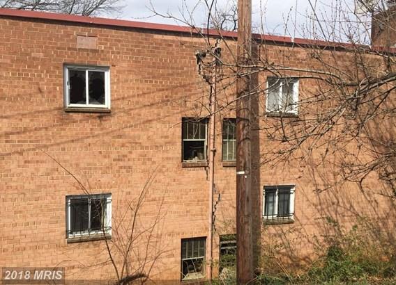 Garden 1-4 Floors, Traditional - WASHINGTON, DC (photo 3)