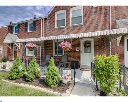Row/Townhouse, Colonial - RIDLEY PARK, PA (photo 2)