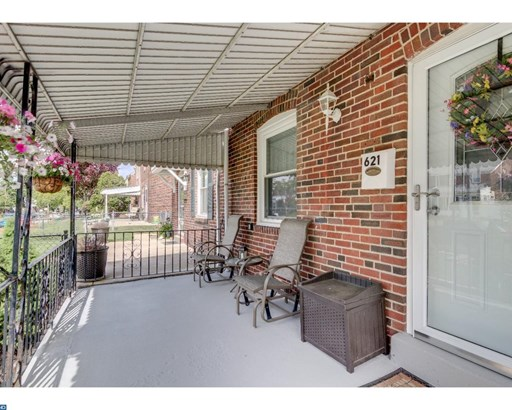 Row/Townhouse, Colonial - RIDLEY PARK, PA (photo 3)