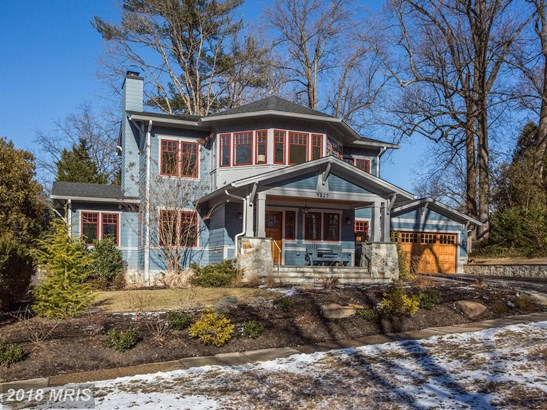 Craftsman, Detached - CHEVY CHASE, MD (photo 1)
