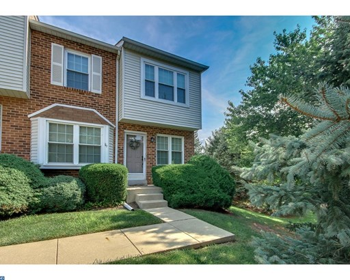 Row/Townhouse, Traditional,EndUnit/Row - NORRISTOWN, PA (photo 1)