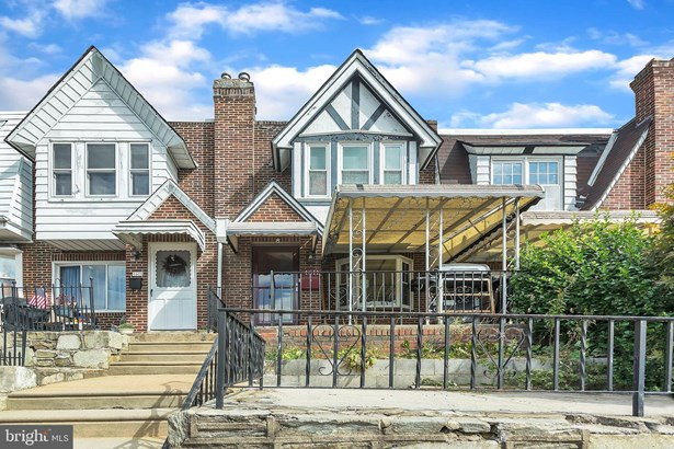 Townhouse, Row/Townhouse - PHILADELPHIA, PA