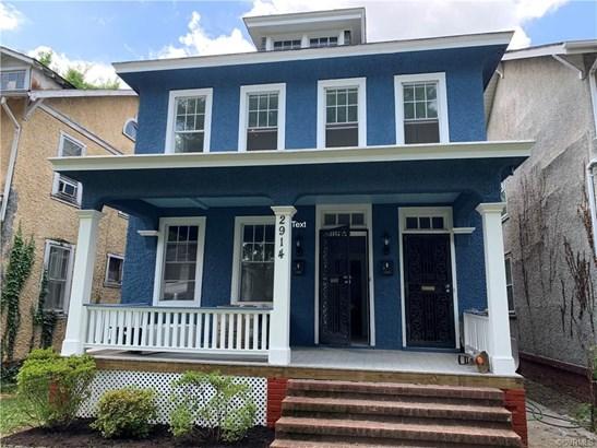 Craftsman, Two Story, Multi-Family - Richmond, VA