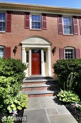 Colonial, Detached - BURKE, VA (photo 3)