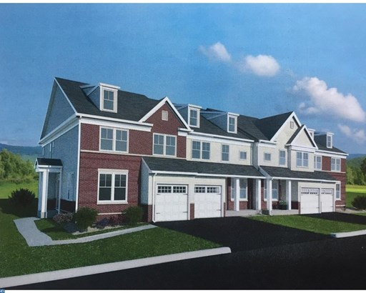 Row/Townhouse, Traditional,EndUnit/Row - HARLEYSVILLE, PA (photo 1)