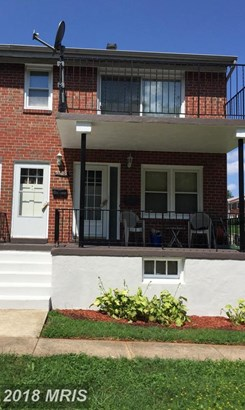 Traditional, Duplex - BALTIMORE, MD (photo 1)