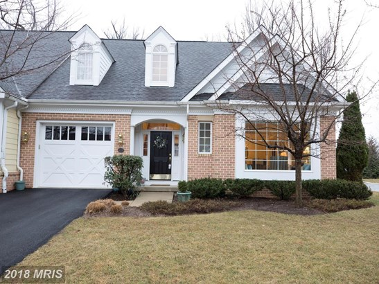 Townhouse, Traditional - LUTHERVILLE TIMONIUM, MD (photo 1)