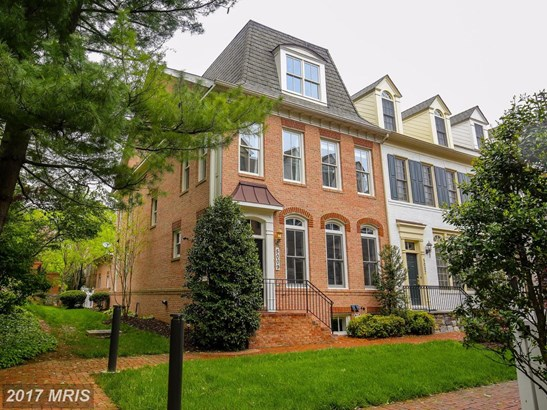 Transitional, Townhouse - BETHESDA, MD (photo 1)