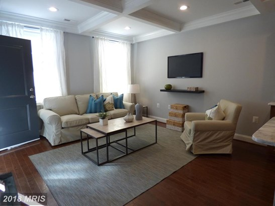 Garden 1-4 Floors, Contemporary - WASHINGTON, DC (photo 4)