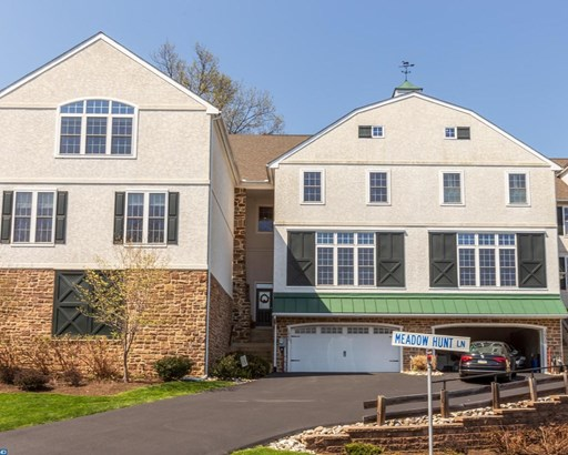 Row/Townhouse, ConvertBar - NEWTOWN SQUARE, PA (photo 1)