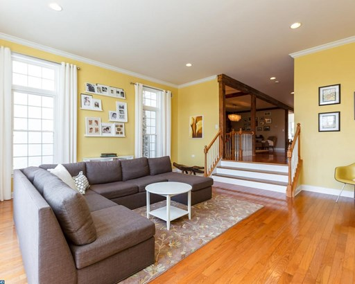 Row/Townhouse, ConvertBar - NEWTOWN SQUARE, PA (photo 5)