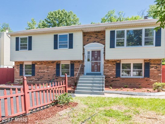 Split Foyer, Detached - SUITLAND, MD (photo 1)