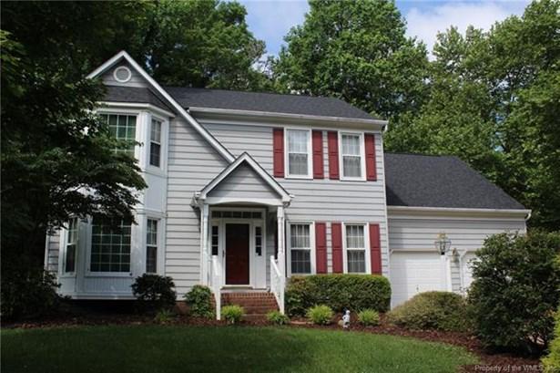 2-Story, Colonial, Transitional, Single Family - Newport News, VA (photo 1)