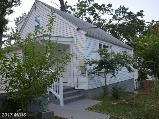 Cape Cod, Detached - RIVERDALE, MD (photo 1)