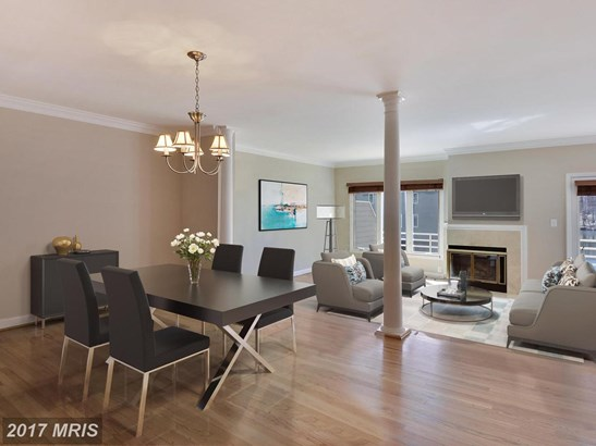Townhouse, Contemporary - RESTON, VA (photo 3)