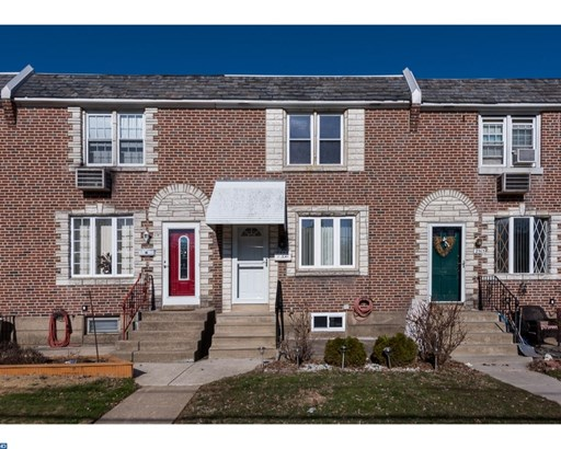 Row/Townhouse, Colonial,Traditional - DREXEL HILL, PA (photo 1)