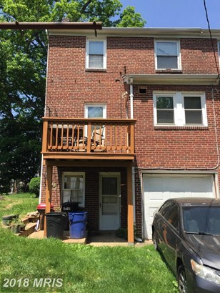 Traditional, Attach/Row Hse - CATONSVILLE, MD (photo 3)
