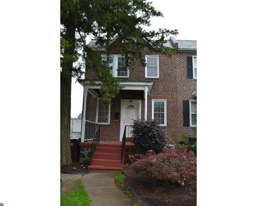 Row/Townhouse, EndUnit/Row - WILMINGTON, DE (photo 3)
