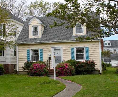 Cape Cod,Beach House, Single Family - Cape Charles, VA (photo 1)