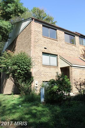 Townhouse, Contemporary - COLUMBIA, MD (photo 1)