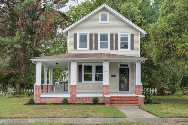 Farmhouse, Single Family - Hampton, VA (photo 2)