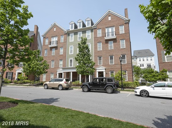 Townhouse, Contemporary - FULTON, MD (photo 1)