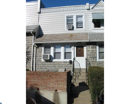 Row/Townhouse, Colonial,StraightThru - UPPER DARBY, PA (photo 1)