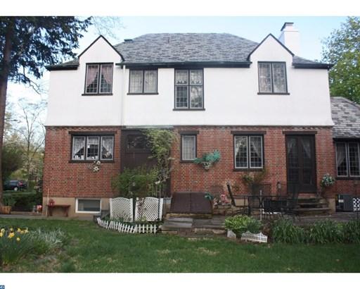 Dutch,Tudor, Detached - PRINCETON, NJ (photo 1)