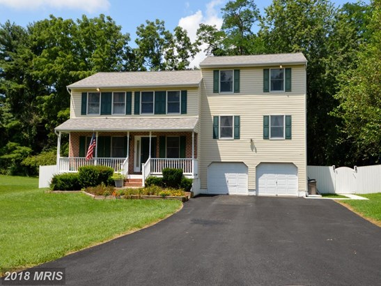 Colonial, Detached - REISTERSTOWN, MD (photo 2)