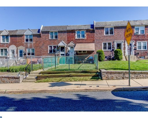 Colonial, Row/Townhouse/Cluster - CLIFTON HEIGHTS, PA (photo 1)