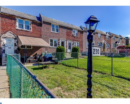 Colonial, Row/Townhouse/Cluster - CLIFTON HEIGHTS, PA (photo 3)
