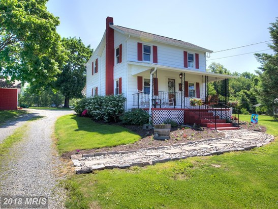 Colonial, Detached - COLORA, MD (photo 1)