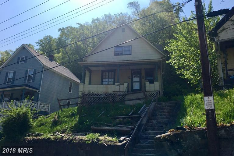 Detached, Other - RIDGELEY, WV (photo 1)