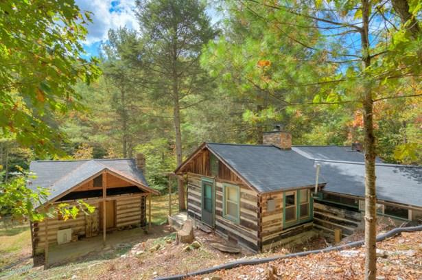 Detached, Cabin, Log - Hiwassee, VA (photo 1)