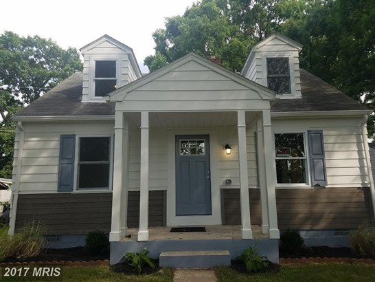 Colonial, Detached - ESSEX, MD (photo 2)