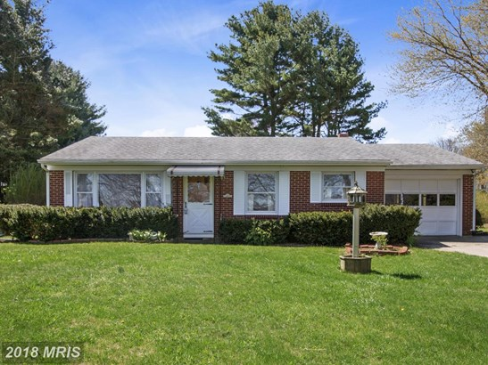 Rancher, Detached - MYERSVILLE, MD (photo 1)