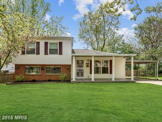 Colonial, Detached - EDGEWOOD, MD (photo 1)