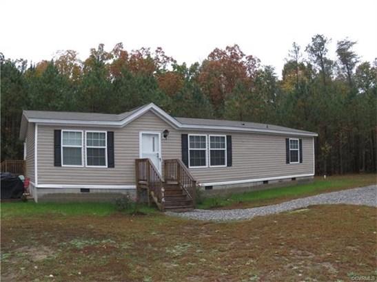 Manufactured Homes, Single Family - Center Cross, VA (photo 1)