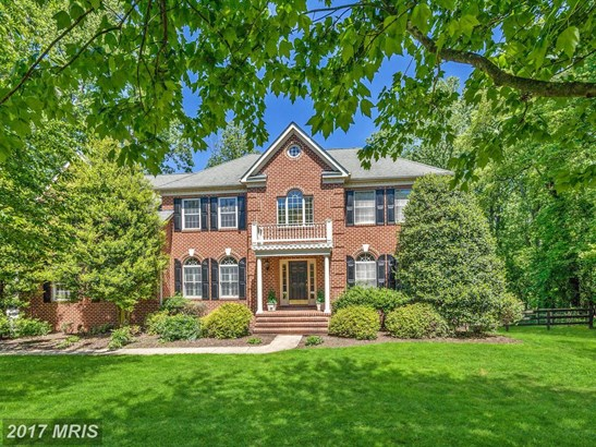 Colonial, Detached - COCKEYSVILLE, MD (photo 1)