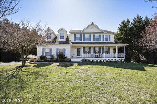 Colonial, Detached - QUEENSTOWN, MD (photo 1)