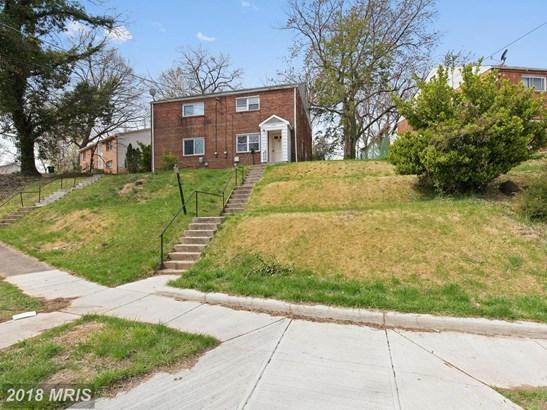 Colonial, Duplex - RIVERDALE, MD (photo 1)