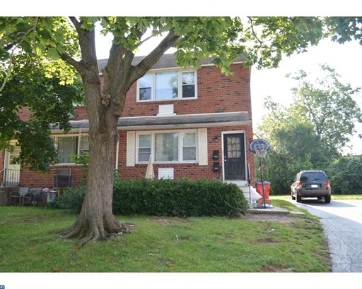 Row/Townhouse, Other - NORRISTOWN, PA (photo 1)
