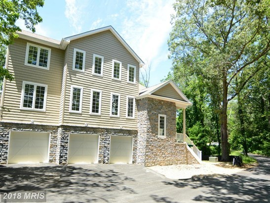 Contemporary, Detached - SEVERNA PARK, MD (photo 1)