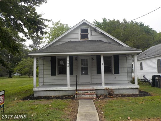 Bungalow, Detached - HURLOCK, MD (photo 1)