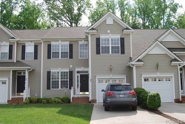 Condo/Townhouse, 2-Story, Rowhouse/Townhouse - Chesterfield, VA (photo 1)