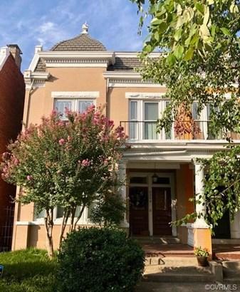 2-Story, Rowhouse/Townhouse, Multi-Family - Richmond, VA
