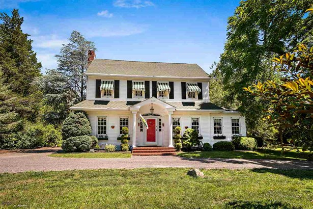 Two Story, Colonial, See Remarks, Single Family - Dennisville, NJ