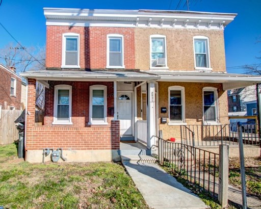 Semi-Detached, Traditional - WILMINGTON, DE (photo 1)