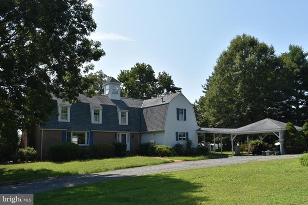 Detached, Single Family - EASTON, MD